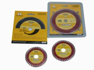 Diamond cutting disc(Tubro-cutting) pictures & photos