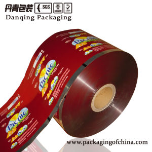 2015 Hot Sale Food Packaging Film pictures & photos