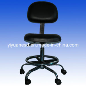 ESD Cleanroom Chair with PU Leather (YY-D2012B)