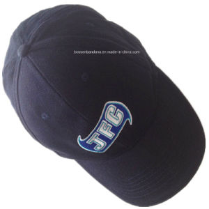 Customized Logo Embroidered Cotton Twill Promotional Sports Baseball Cap pictures & photos
