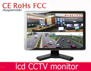 17 Inch Inch HD CCTV LCD LED Monitor Screen with HDMI BNC VGA USB AV Connector pictures & photos