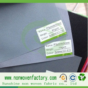 100% PP Non Woven Fabric Manufacturer From China pictures & photos