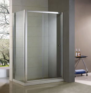 Sliding Shower Door+ Side Panel (HB-SS090)