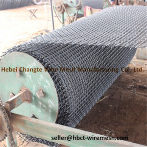 High-Carbon Stainless Steel Woven Vibration Crimped Wire Mesh pictures & photos