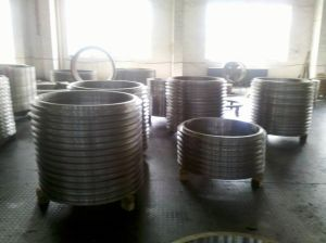 30CrNiMo8+QT, 1.6580, Ring Forgings / Forged Rings / Bearing Rings / Gear Rings pictures & photos