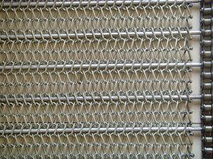 Chain Driven Belt; Wire Belt