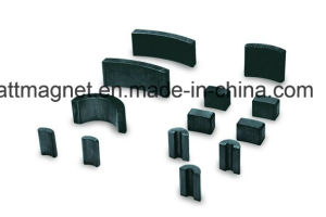 Permanent Segment Magnets Segment for Motors pictures & photos