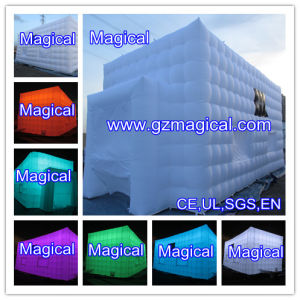 Multipurpose Inflatable Cube Tent with Light (MIC-613) pictures & photos
