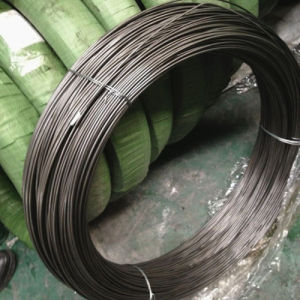 55cr3 Oil Quenching Spring Steel Wire pictures & photos