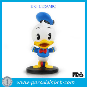 Children Toys Cartoon Duck Table Decor Resin pictures & photos