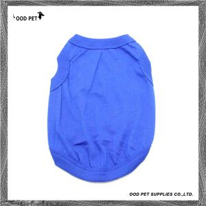 Pet Apparel Sleevless Dog Shirts Spt6003-5 pictures & photos