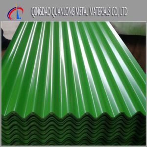CGCC Dx51d PPGI Steel Iron Roofing Sheet pictures & photos
