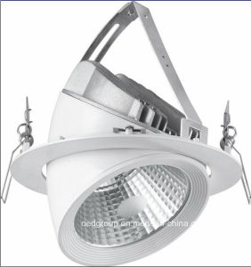 Oblique Light LED Recessed 20W with 1600-1800lm pictures & photos