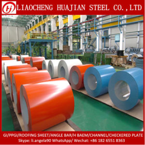 PPGI PPGL Color Coated Galvanized Steel Sheet in Coil pictures & photos