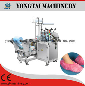Disposable Sterile Products Shoe Cover Making Machine pictures & photos