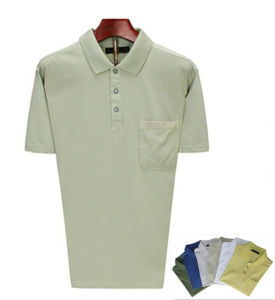Basic Style Classic Polo Shirt for Men