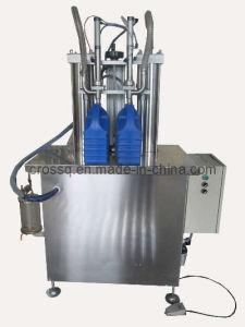 2-Nozzle Filling Machine for Liquid FM-Sdv