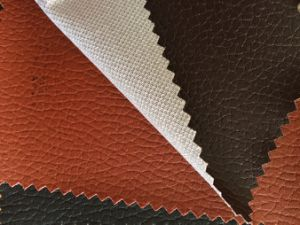 Manufacturer Selling PVC Synthetic Leather for Furniture Uphosterly pictures & photos