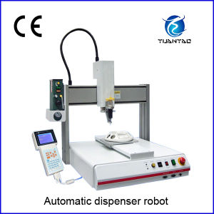 High Performance Glue Dispensing Robot Machine pictures & photos