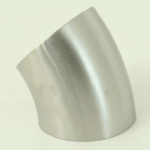 2.5 Inch Stainless Steel Sanitary Short Elbow pictures & photos