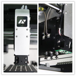 Neoden4 Pick and Place Machine with Rails and Vision System SMT Chip Mounter pictures & photos