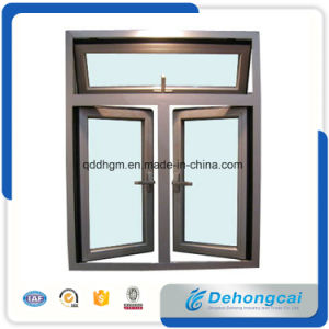 Customized Aluminium Profile Window/Aluminum Window/Sliding Window/Top Hung Window pictures & photos