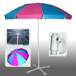 Beach Umbrella Advertising Outdoor Umbrella pictures & photos