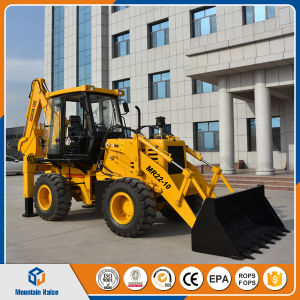 2.5ton Manufacturer Cheap Compact Loader Backhoe in Loaders pictures & photos