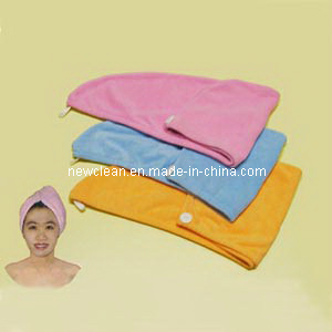 Micro Fiber Hair Towel Microfibre Hair Dry Towel Terry Turban