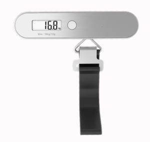 Temperature Indication Electronic Luggage Scale (BL8312) pictures & photos