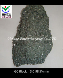Green Silicon Carbide Mirco Powder pictures & photos