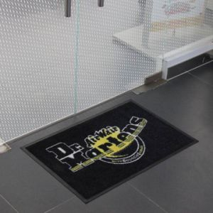 Custom Printed Floor Mats