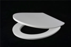 Soft Close UF Eco-Friendly Bathroom Toilet Seat pictures & photos