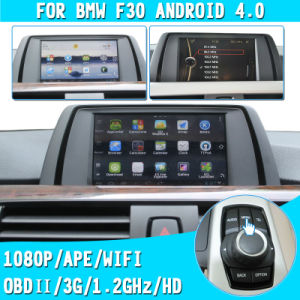 Car Multimedia Interface Video Android DVD Navigation Box for BMW F30 F20 F10 (EW805)
