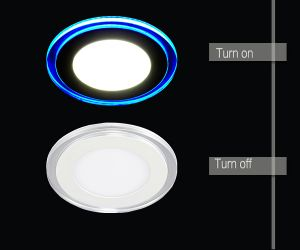 6-18W Double Color LED Lamp Panel pictures & photos
