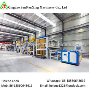 Butyl Self-Adhered Waterproof Coil Production Line pictures & photos