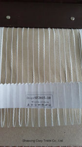 New Design Project Sheer Organza in Stock 201510 pictures & photos