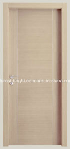 Modern Wood Flush Door with Handle pictures & photos