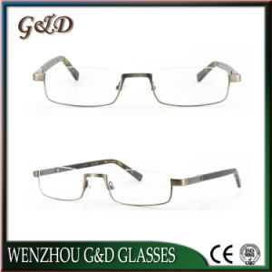 High Quality Metal Optical Frame Eyewear Eyeglass 50-702 pictures & photos