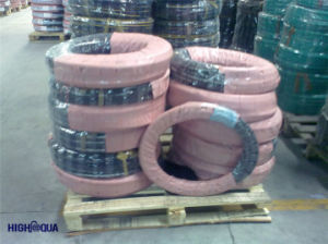 DIN/En857 2sn High Pressure Rubber Hydraulic Hose pictures & photos