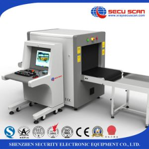 34mm Penetration Middle Size X-ray Scanning Machine Manufacturer (AT-6550) pictures & photos