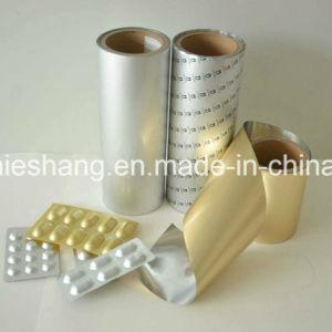 Medical Capsule Package Printed Pharmaceutical Aluminium Foil pictures & photos
