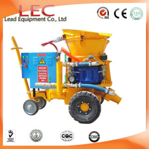 Lz-5e Electric Shotcrete Beton Spray Gunning Gunite Machine pictures & photos