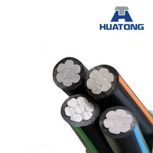 Triplex Conductor 600V Secondary Type Urd Cable for Low Price pictures & photos