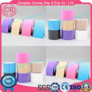 Polyester Fibre Disposable Elastic Sports Bandage pictures & photos