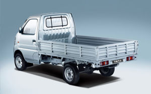 China Electric Truck Van for City Interal Transportation, Top Quality in China pictures & photos