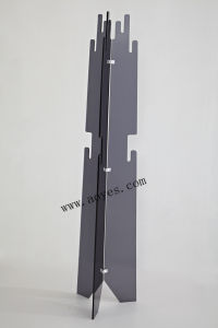Acrylic Clothes Rack (AUF026)