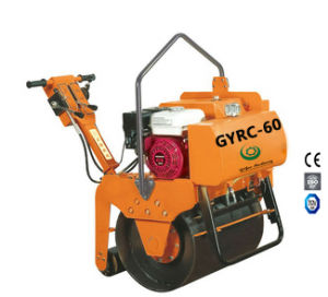 Vibratory Concrete Single Drum Road Roller Compactor Gyrc-60 pictures & photos
