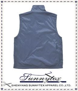 Multi Pocket Cheap Wholesale Promotion New Fashion Vest pictures & photos