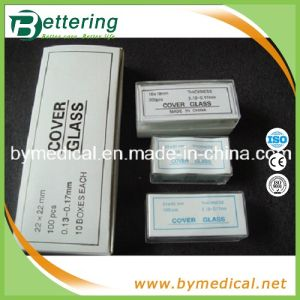 Laboratory Cover Glass Coverslip pictures & photos